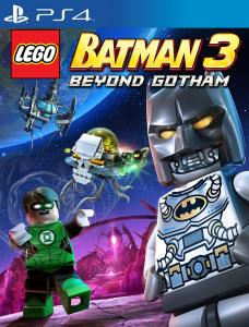 игра LEGO Batman 3: Покидая Готэм PS4