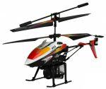 Вертолет радиоуправляемый WL Toys V319 SPRAY водяная пушка (оранжевый)