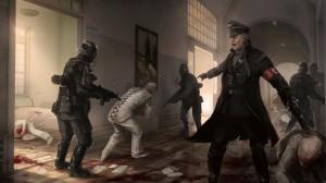 скриншот Wolfenstein: The New Order #3