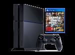 Приставка Bundle PlayStation 4 + GTA 5