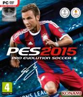 игра Pro Evolution Soccer 2015