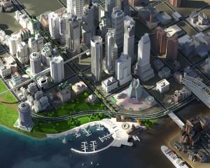 скриншот Ключ для SimCity 2013 | СимСити 2013 #3