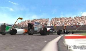скриншот F1 2011 PS Vita #3