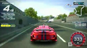 скриншот Ridge Racer PS Vita #4