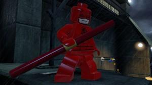 скриншот LEGO Marvel Super Heroes PS4 #4