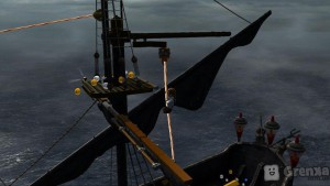 скриншот LEGO Pirates of the Caribbean PS3 #5