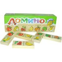 Домино 'Фрукты-ягоды'