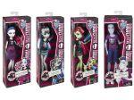 Кукла Monster High серии 'Монстры вперед!' в ассортименте (4 вида)