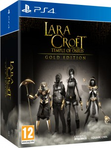 игра Lara Croft and the Temple of Osiris PS4