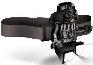 Лего фонарик