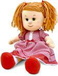 Кукла Катюша в красном платье