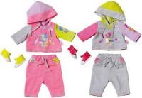 Набор одежды для куклы BABY BORN - СПОРТИВНЫЙ МАЛЫШ (2 в ассорт.)