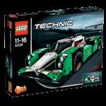 Конструктор LEGO Авто для цілодобових перегонів