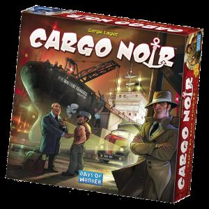 Cargo Noir - English