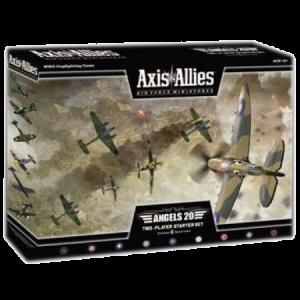 Axis&Allies Miniatures: Air Force Minis Angels Twenty: Бустер
