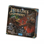 Merlin´s Company -English (доп-е к Shadows over Camelot +2 игрока)