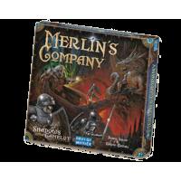 Merlin´s Company -English (доп-е к Shadows over Camelot +2 игрока)