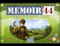 Настольная игра 'Terrain Pack - English-French'