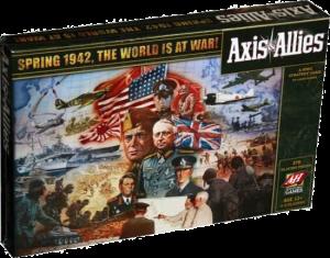 Avalon Hill: Axis&Allies. 1941 Ось и Союзники (160 фигурок)