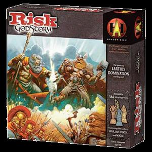 Avalon Hill: Risk Godstorm