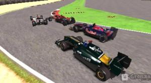 скриншот F1 2011 PS Vita #4