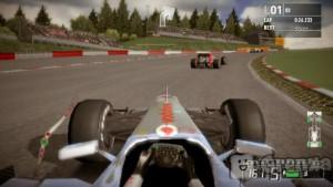 скриншот F1 2011 PS Vita #5