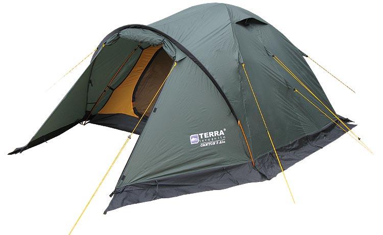 Купить Палатка Terra Incognita Canyon 3 Alu