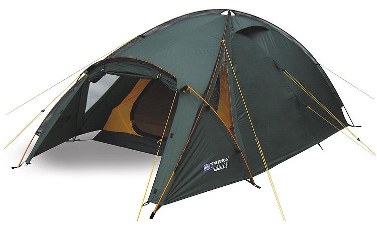 Купить Палатка Terra Incognita Ksena 3 Alu