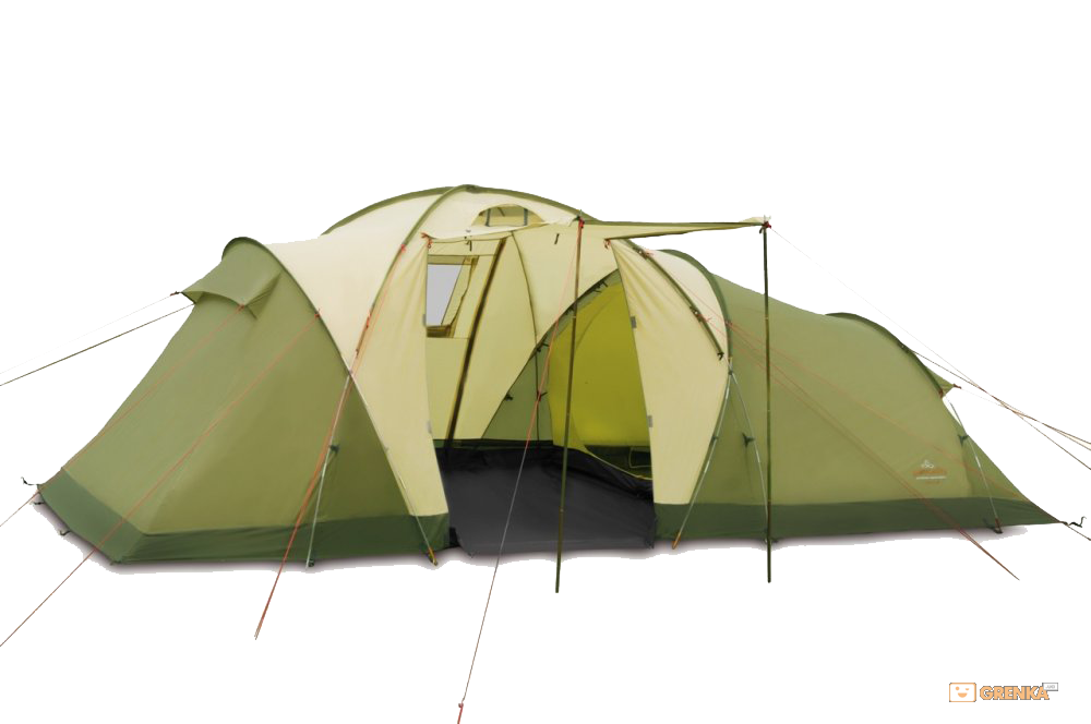 Палатка Pinguin Omega 4 зеленый