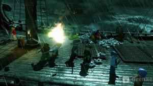 скриншот LEGO Pirates of the Caribbean PS3 #6