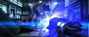 скриншот Wolfenstein: The New Order #6