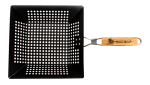 Решетка-гриль с антипригарным покрытием Time Eco 2122  (29 х 28.5 см)