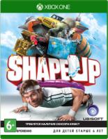 игра Shape Up (только для Kinect) Xbox One