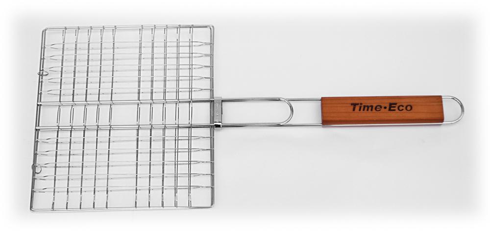 Купить Решетка-гриль Time Eco 713С (24 х 25 см)