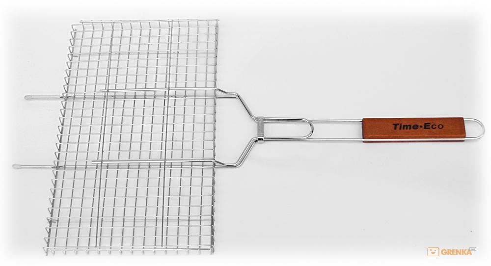 Купить Решетка-гриль Time Eco 723B (28 х 44 см)