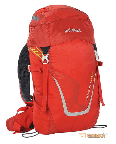 Купить Рюкзак Tatonka Vento 25 red