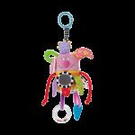 Развивающая игрушка-подвеска Девочка Куки