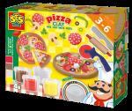 Незасыхающая масса для лепки 'Пицца'
