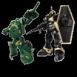 Игровой набор 'Робот-трансформер, Танк-воин'