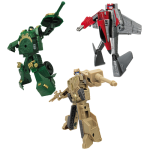 Игровой набор 'Робот-трансформер'