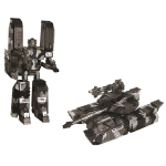 Робот-трансформер 'Джамботанк'