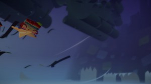 скриншот Tearaway Unfolded PS4 #7