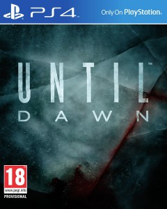 игра Дожить до рассвета PS4 (Until Dawn)