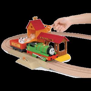 Моторизированная железная дорога Fisher Price серии 'Томас и друзья'