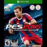 игра Pro Evolution Soccer 2015 Xbox One