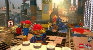 скриншот LEGO Movie Videogame PS4 #6