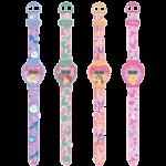 Детские часы Disney Princess (5 функций: месяц, дата, часы, минуты, секунды)