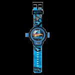 Детские часы Hot Wheels с проектором на 20 изображений и 3D очками