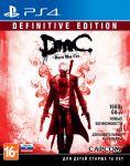 игра DmC Devil May Cry. Definitive Edition PS4