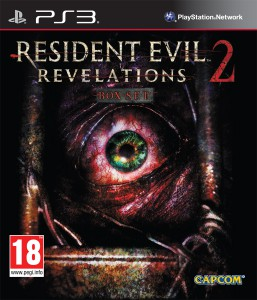 игра Resident Evil Revelations 2 PS3